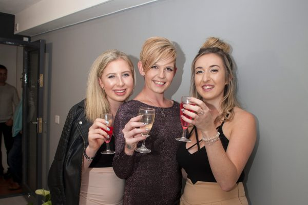 Opening party for Hayley's Nail Boutique, Arundel