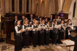 Chichester Voices Choir at Pagham