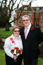 Bob and Caz's Wedding