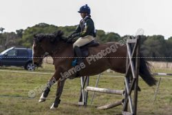 Goodwood Pony Club 16/10/16 2Ft 3in Class
